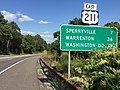 2016-09-06 15 29 38 View east along U.S. Route 211 (Lee Highway) just east of Skyline Drive in Thornton Gap, Shenandoah National Park, Rappahannock County, Virginia.jpg