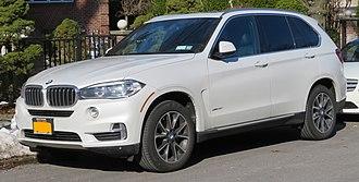 BMW X5 - BMW X5 xDrive35i