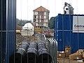2016 Woolwich, Connaught Estate demoltion 01.jpg