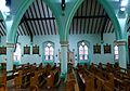 2016 Woolwich, St Peter's RC Church, interior, south.jpg