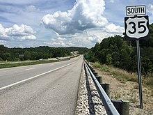 U S  Route 35 - Wikipedia