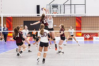 Volleyball in Canada