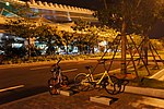 201708 Mobikes and ofo at XMN T4.jpg