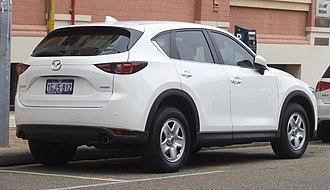 Mazda CX-5 - Second generation