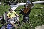 2017 Solar Eclipse Viewing at NASA (37396685091).jpg