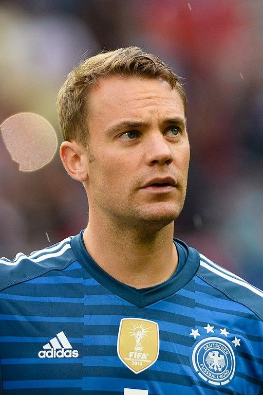20180602 FIFA Friendly Match Austria vs. Germany Manuel Neuer 850 0657