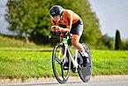 20180924 UCI Road World Championships Innsbruck Women Juniors ITT Britt Knaven DSC 7557.jpg