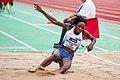 2018 DM Leichtathletik - Weitsprung Frauen - Sosthene Moguenara - by 2eight - 8SC1219.jpg
