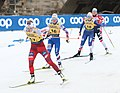 2019-01-13 Women's Teamsprint Semifinals (Heat 1) at the at FIS Cross-Country World Cup Dresden by Sandro Halank–013.jpg