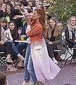 2019-05-05 ZDF Fernsehgarten Andrea Berg by Olaf Kosinsky OK1033.jpg