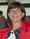 2019-09-10 SPD regional conference team Esken Walter-Borjans by OlafKosinsky MG 0453 (cropped) .jpg
