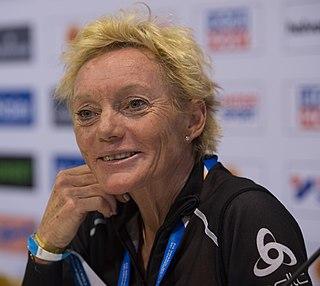 Anette Bøe Norwegian sportswoman