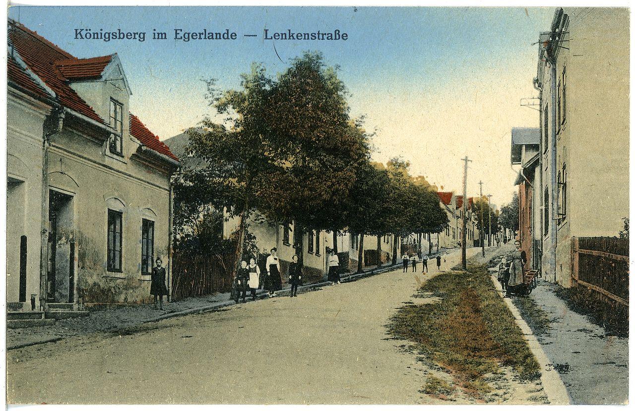 20671-Königsberg a. d. Eger-1917-Lenkenstraße-Brück & Sohn Kunstverlag.jpg