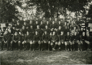 1920 Florida Gators football team - Image: 20flagators