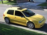 Volkswagen Golf Iv Википедия
