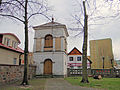 260312 Bell tower of the Saints Mary and Nicholas Basilica in Bielsk Podlaski - 01.jpg