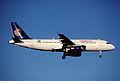 268cl - Egypt Air Airbus A320-232; SU-GCA@ZRH;07.12.2003 (5144606816).jpg