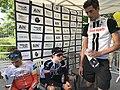2e étape du Tour de l'Ain 2018 à l'arrivée à Saint-Vulbas - 6.JPG