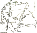 2nd Division positions Battle of the Ancre 14 November 1916.png