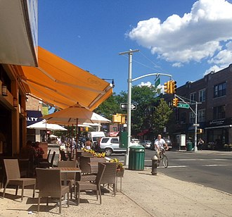 Astoria, Queens - 30th Avenue at 36th Street
