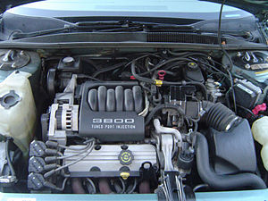 Buick V6 engine