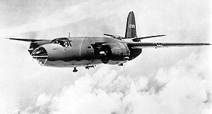 386th Air Expeditionary Wing - Martin B-26B Marauder 41-17876, 552d Bomb Squadron
