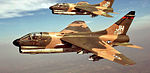 3d Tactical Fighter Squadron A-7Ds in Flight.jpg