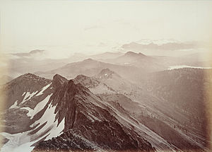 Nature photography - Landscape photograph circa. 1873–83