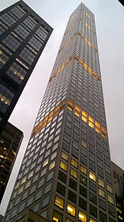 Skyscraper in New York City