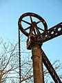 474 Restes del dipòsit de la Fàbrica de Gas, sota la Suda (Tortosa).JPG
