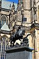 4 of 10 - Vitus Wenceslas Cathedral, Prague - CZECH REP..jpg