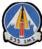 533d Strategic Missile Squadron - SAC - Emblem.png
