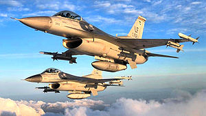 56th Operations Group - F-16 Fighting Falcons