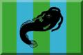 600px Verde e azzurro (Strisce) con siluro.png