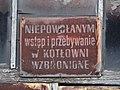 616548 Kraków ul. Żółkiewskiego 17-21 hala z kotłownią i kominem 4.JPG