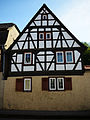 64625 Bensheim-Auerbach Frontseite Bachgasse 31.jpg