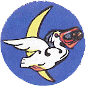 6th Air Refueling Squadron - Image: 6th Bombardment Squadron Emblem