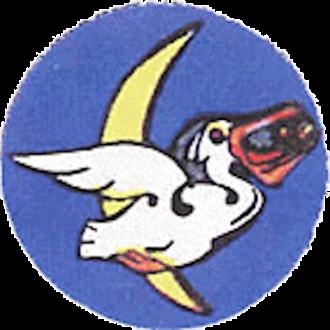 6th Air Refueling Squadron - Image: 6th Bombardment Squadron Emblem