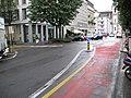 7136 - Luzern - Bahnhofstrasse at Seidenhofstrasse.JPG