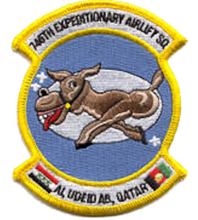 746th Expeditionary Airlift Squadron
