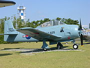 7625 TA-625 a T-28A Trojan, RoKAF (3225455742)