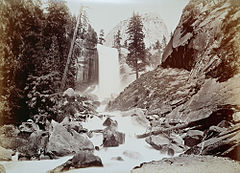 8. The vernal fall, Yosemite valley.jpg