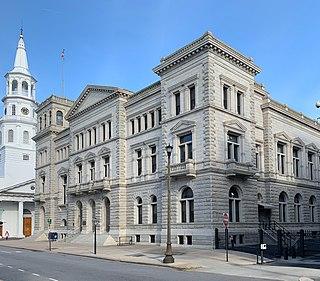 United States Post Office and Courthouse (Charleston, South Carolina) United States historic place