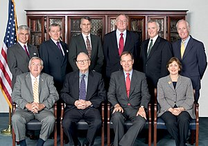 9/11 Commission - The members of The National Commission on Terrorist Attacks Upon the United States