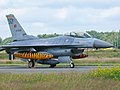 93-0688 F-16D Fighting Falcon 192filo AF Turkey Kleine Brogel 2007 P1020108.jpg