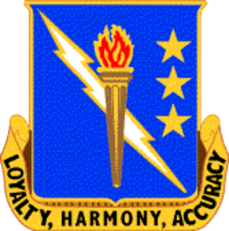 93rd Signal Brigade (United States) - Image: 93 SIG BDE DUI