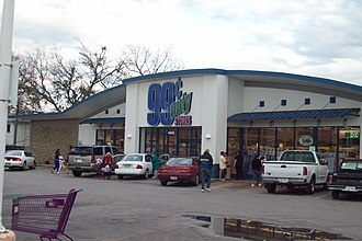 99 Cents Only Stores - 99 Cents Only Store, Dallas, Texas