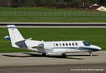 9H-VLZ Cessna 560 Citation 5 Ultra C560 - MLT (15599518425).jpg