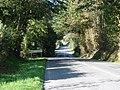 A485 road into Rhos-y-garth - geograph.org.uk - 256364.jpg