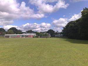 Astley Cooper School - Astley Cooper School buildings
